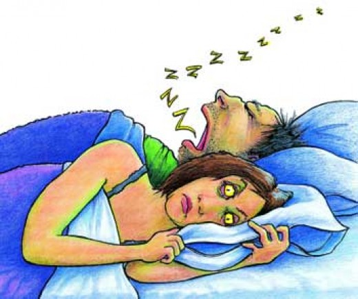 lots of people suffer from sleep problems...
