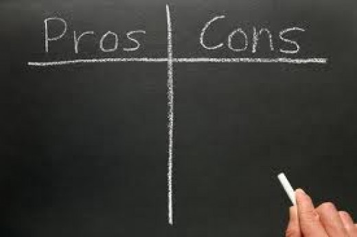 Pros and Cons of freelance writing