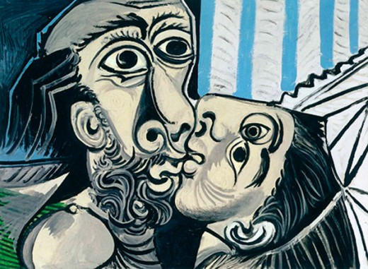 Picasso's Kiss