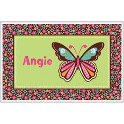 Hippie Chick Personalized Placemat