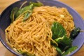 Fried Egg Spaghetti Recipe