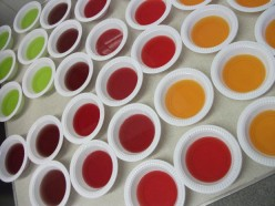 Beat The Heat With Fun Jello Shots