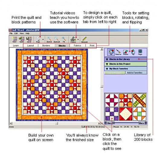 Quilt Drawing Program - bittorrentluQuilt Drawing Software