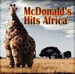 McDonalds takes on Africa