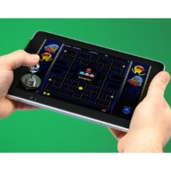 JOYSTICK-IT for iPad or other Capacitive Touchscreen Tablets - Portable Joystick to Play Tablet Games