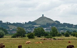 Glastonbury Tor Site of the special Beltane