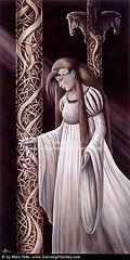 Gwenhwyfar, Arthur's Queen