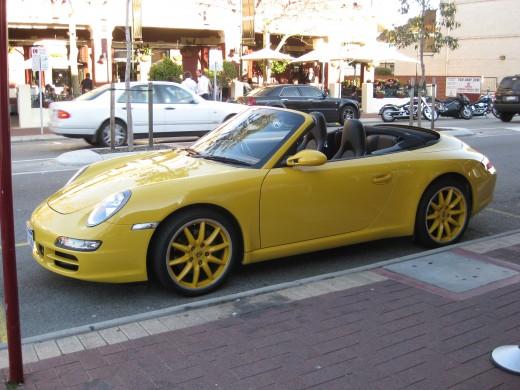 Love the car !