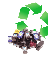 Help raise funds for the RSPB by recycling your used inkjet or laser cartridges