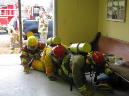 Search and Rescue training is a vital part of the job!