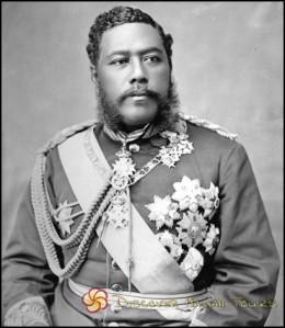 King David Kalakaua