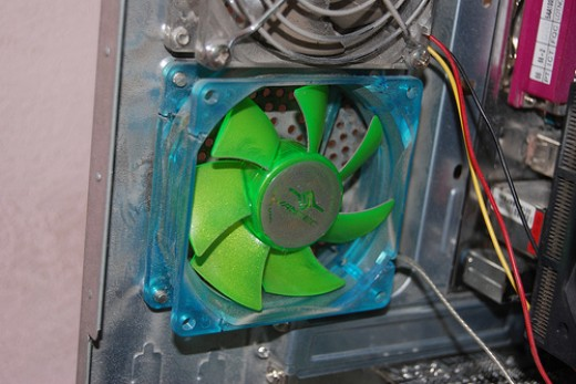 If your fan is wheezing, clunking, or squealing, it is time to look into fixing your computer's fan.