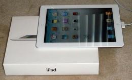 The box says iPad, but is the real iPad2
