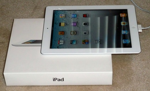 The box says iPad, but is the real iPad2