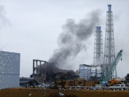 Crippled Fukushima Nuclear Power Plant