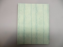 Choose a nice patterned piece of cardstock.