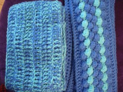 How to Crochet a Scarf without a Pattern