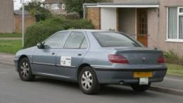 Minicab or private hire car