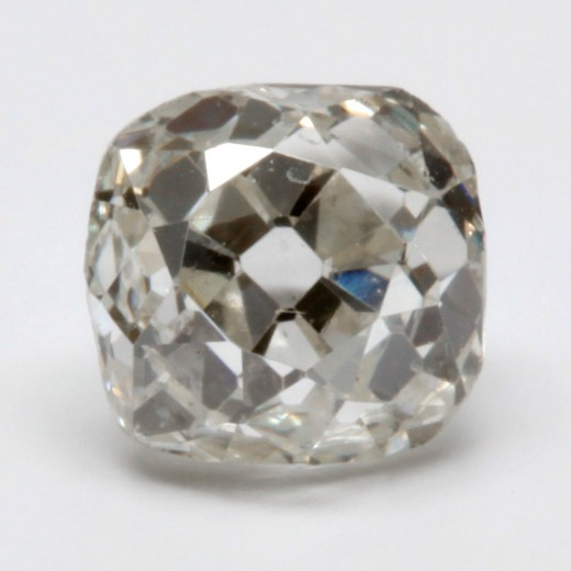 Old Mine Cut Loose Diamond