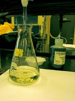 How To Calculate And Determine The Amount Of Free Fatty Acid In Biodiesel Oil