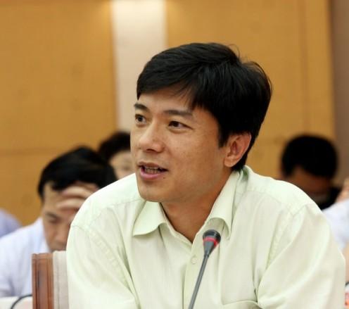 Baidu co-founder and CEO Robin Li.