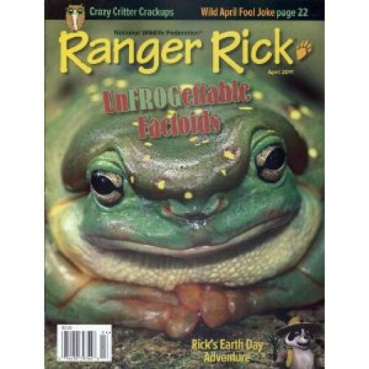 Ranger Rick is for children ages 7 and up. Each issue is packed with amazing facts, stunning photos and outdoor adventures that help kids sharpen reading skills and develop a deeper appreciation for nature.