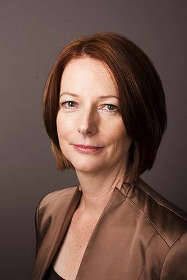 How this woman came to be the Prime Minister of Australia proves the ineptitude of the system.