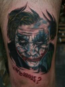 Joker Tattoos Hubpages