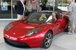 Coming full circle from the high end sports car, we have the electric version of the sports car. We now need to be mindful how the electric power is manufactured.