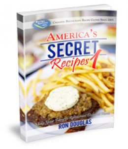 America's Secret Recipes 1