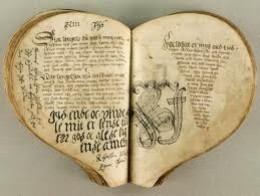 The Heart Book - handwritten around 1550