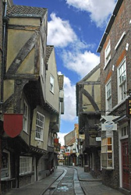 Tourist Attractions In York - The Shambles