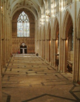 Tourist Attractions In York - York Minster