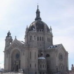 The St Paul Cathedral