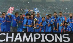 ICC World Cup 2011 - Champions India