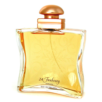 Hermes Perfume 24 Faubourg