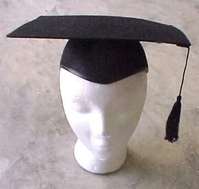 Graduation at Last