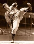 Hall of Famer Bob Feller
