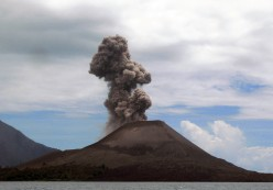 Krakatoa:  The Loudest Sound Heard Round the World