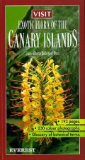 Visit Exotic Flora of the Canary Islands book cover