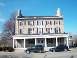 Frontier House, Lewiston, New York