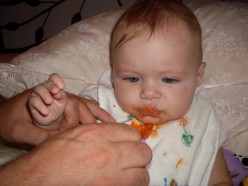 Preparation and Storing Baby's First Foods