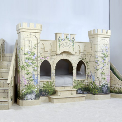 Woodland Princess Castle