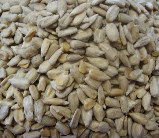 Raw Sunflower Seeds