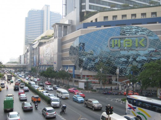MBK Shopping Mall Bangkok