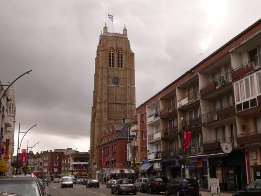 Belfry, Dunkirk
