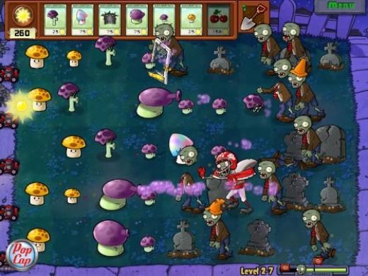 Plants vs. Zombies Full Version Game Screenshot