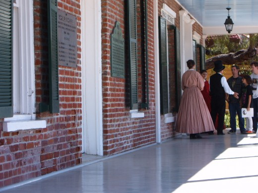 The Haunted Whaley House