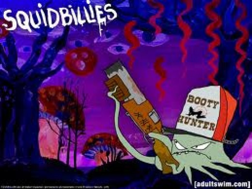 squidbillies sterotype of appalachia Squidbillies's wiki: squidbillies is an american animated television series on cartoon network's late night programming block, adult swim an unofficial pilot for the series aired on april.