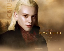 Jamie Campbell Bower in Twilight: New Moon